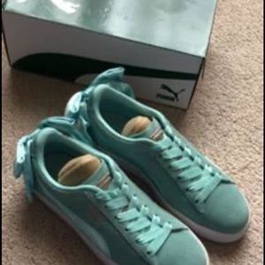 New in box puma shoes size 6.5